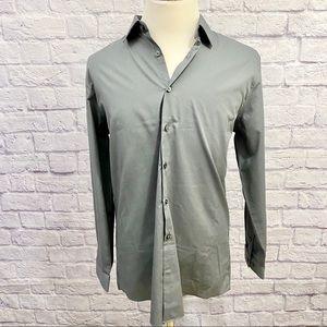 Men's JF J.Ferrar Slim Fit Button Down Dress Shirt